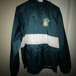 Kappa Delta Crest Anorak Jacket